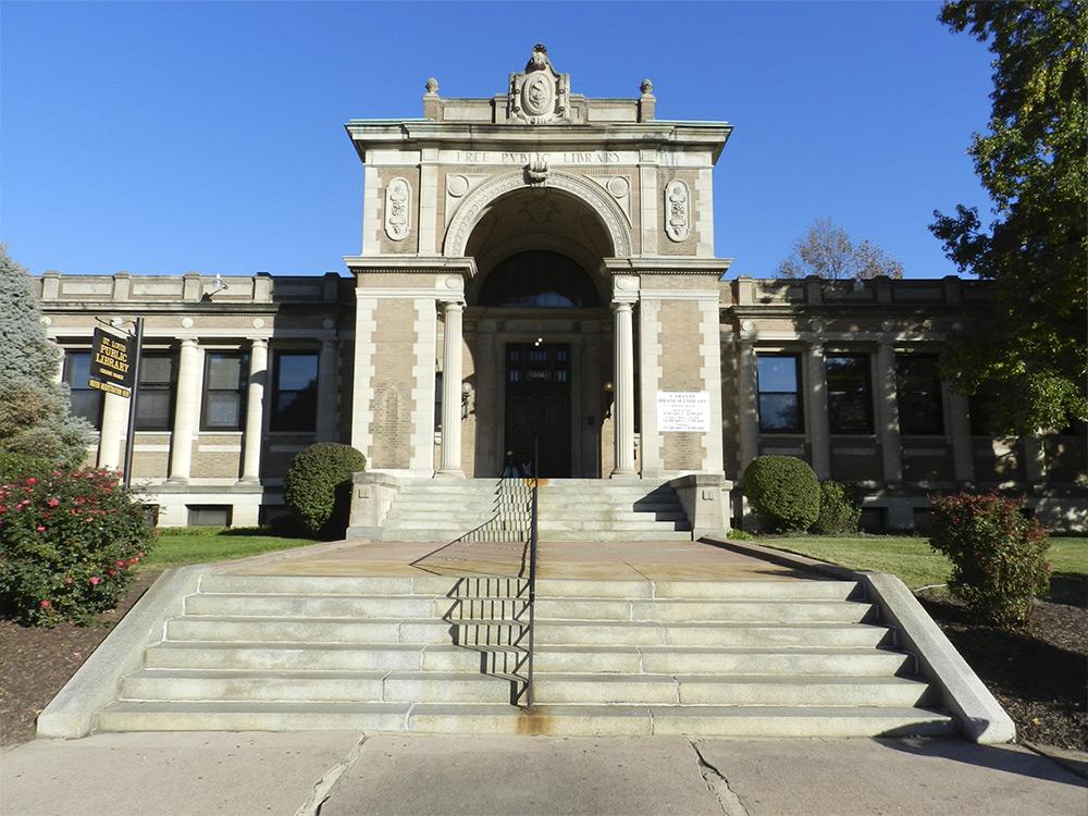 St Louis Park Property Records